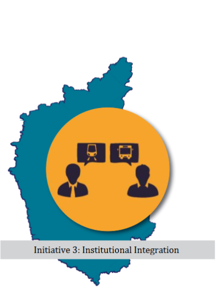 Institutional Integration of BMTC and BMRCL