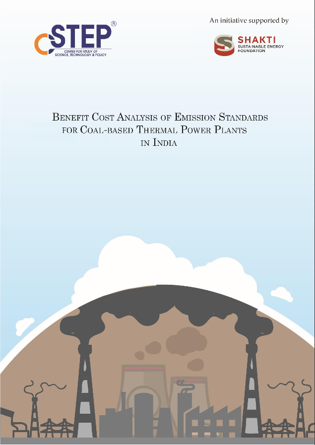 Benefit Cost Analysis of Emission Standards for Coal-based Thermal Power Plants in India