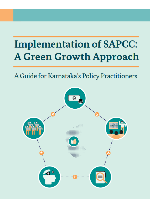 Implementation of SAPCC: A Green Growth Approach