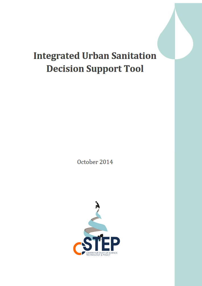 Integrated Urban Sanitation Decision Support Tool