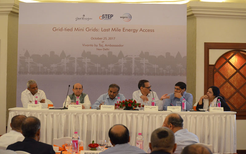 Grid-Tied Mini Grids: Last-Mile Energy Access
