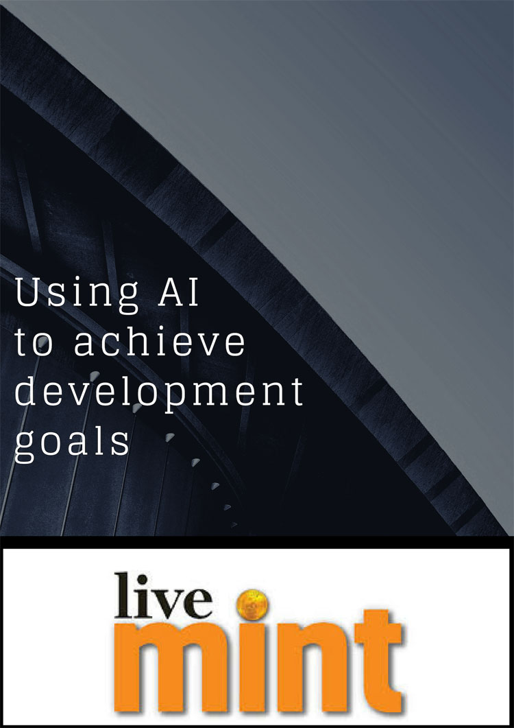 Using AI to Achieve Development Goals
