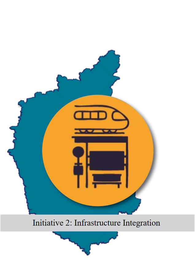 Infrastructure Integration of BMTC and BMRCL