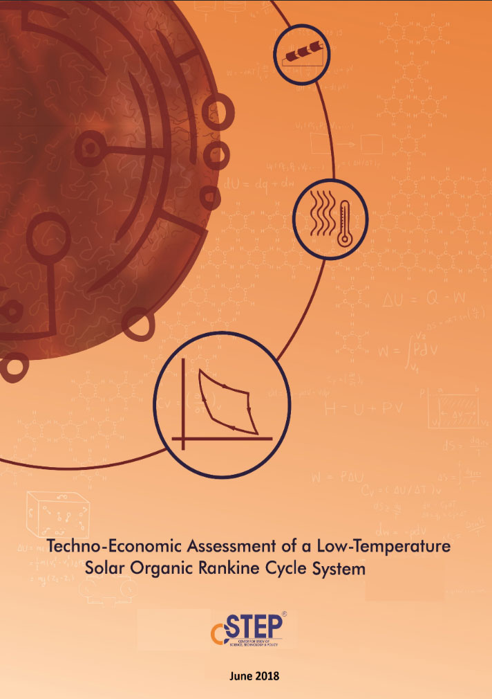 Techno-Economic Assessment of a Low-Temperature Solar Organic Rankine Cycle System
