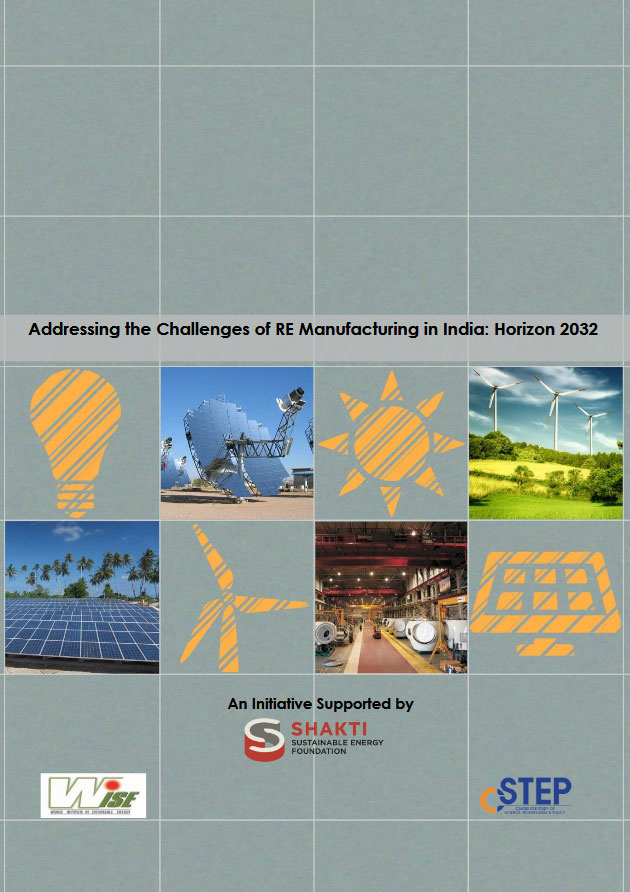 Addressing the challenges of RE Manufacturing in India: Horizon 2032