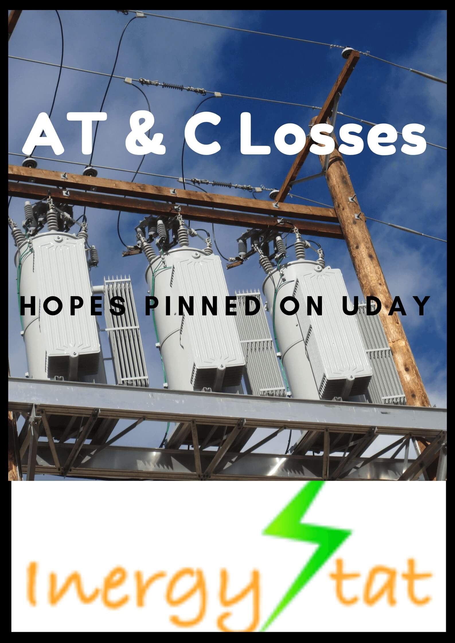 AT&C loss reduction: Hopes pinned on UDAY