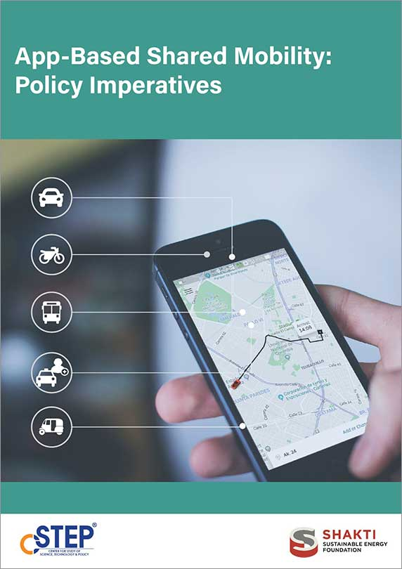 App-Based Shared Mobility: Policy Imperatives