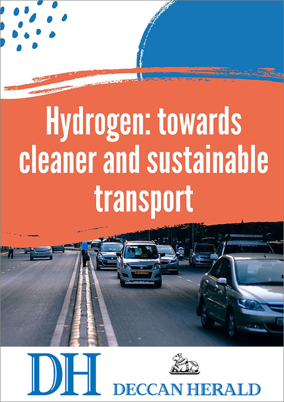 Hydrogen: towards cleaner and sustainable transport