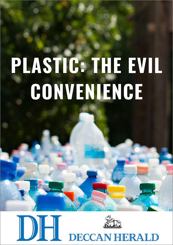 Plastic: The evil convenience