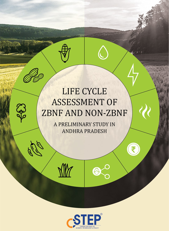 Life Cycle Assessment of ZBNF and Non-ZBNF: A Preliminary Study in AP