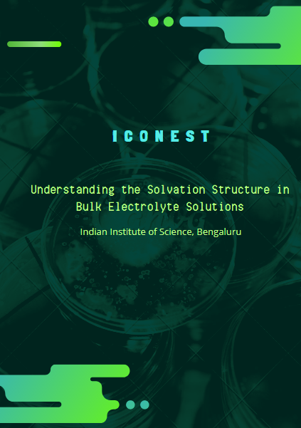 Understanding the Solvation Structure in Bulk Electrolyte Solutions