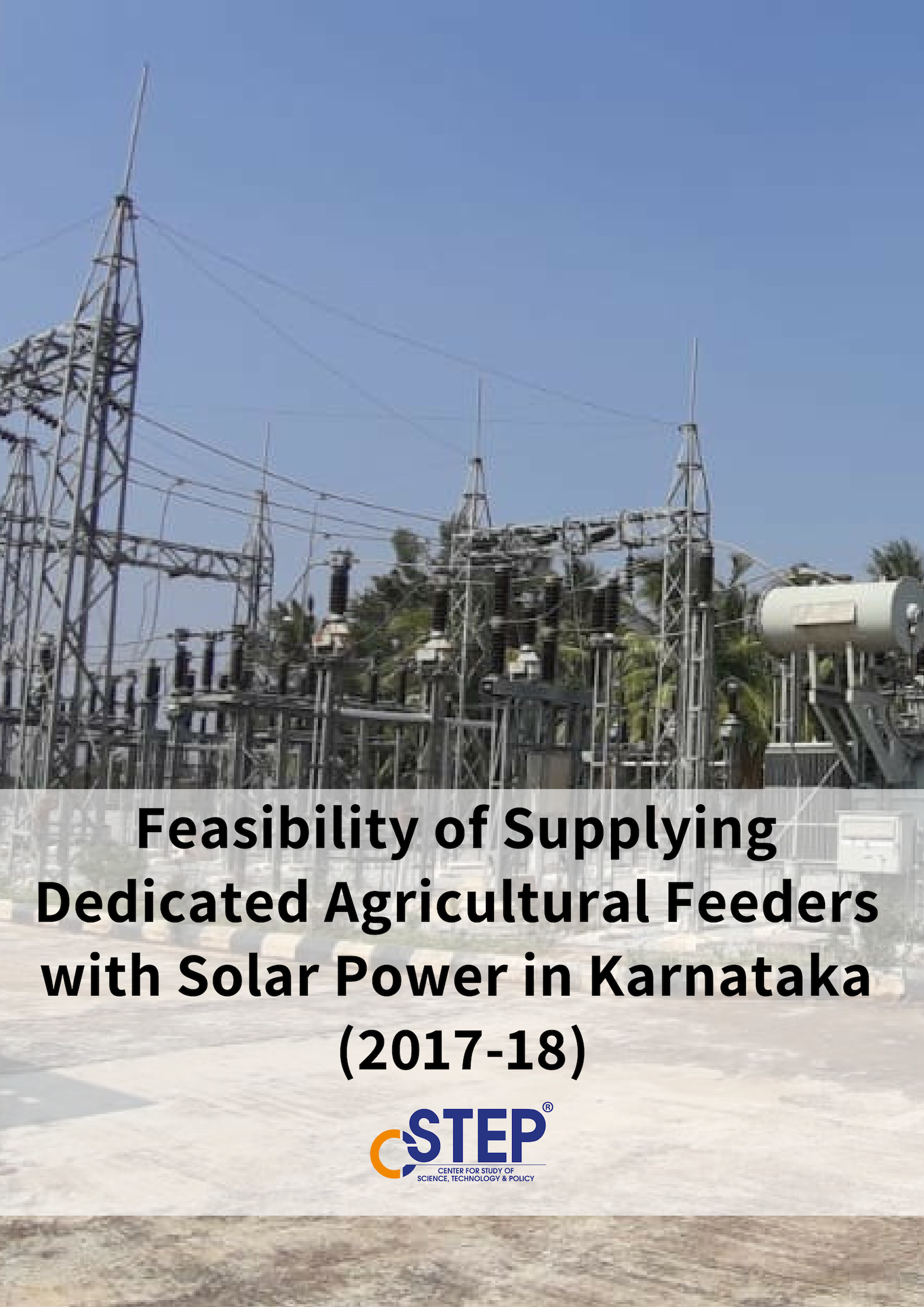 Feasibility of Supplying Dedicated Agricultural Feeders with Solar Power in Karnataka