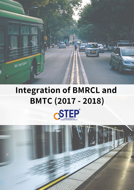 Integration of BMRCL and BMTC (2017 - 2018)