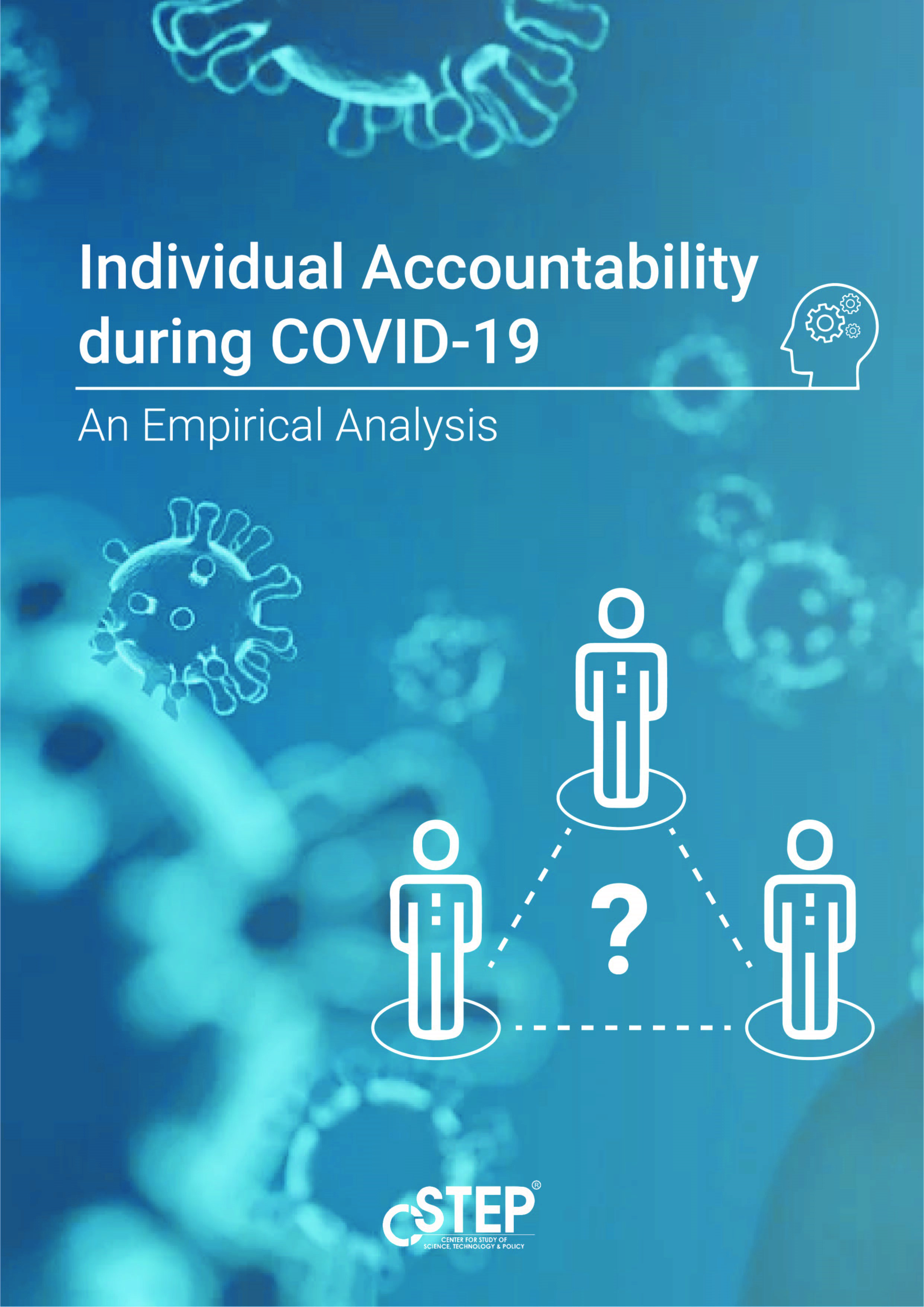 Individual Accountability during COVID-19 – An Empirical Analysis