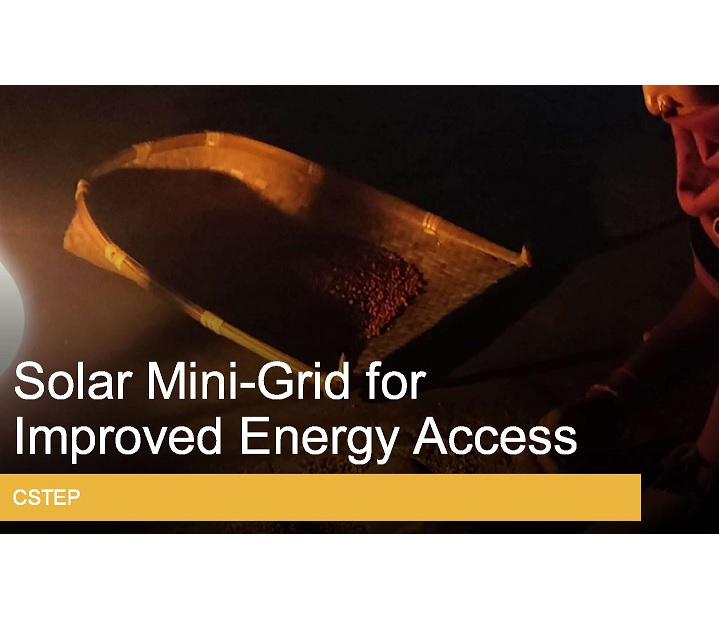 Solar Mini-Grid for Improved Energy Access