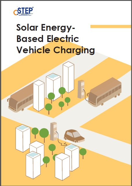 Solar Energy-Based Electric Vehicle Charging