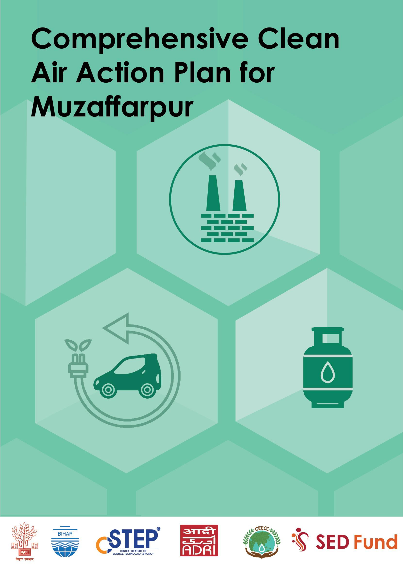 Comprehensive Clean Air Action Plan for Muzaffarpur