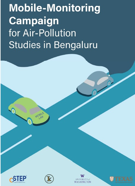 Mobile-Monitoring Campaign for Air-Pollution Studies in Bengaluru